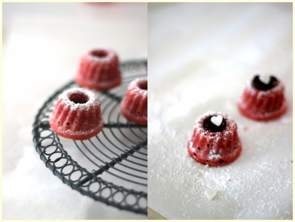 Red Velvet Mini Gugls