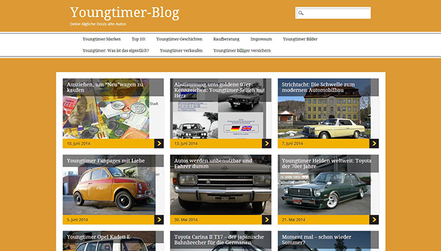Youngtimer-Blog