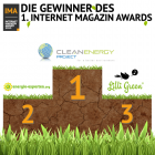 Gewinner Internet Magazin Award